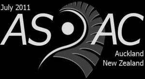 Logo ASPAC NZ 2011